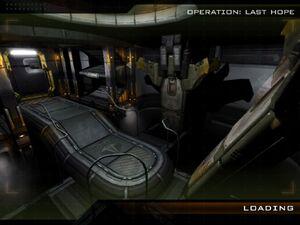 Operation- Last Hope screen
