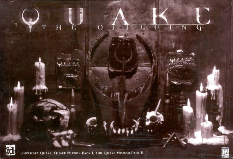 Quake The Offering Quakewiki Fandom Powered By Wikia