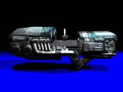 Darkmattergun render