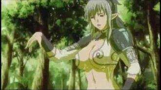 Echidna (Queen's Blade) - Disco!!