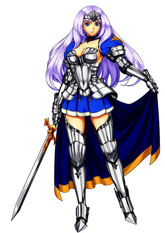 Annelotte   Queen's Blade Wiki   FANDOM powered by Wikia