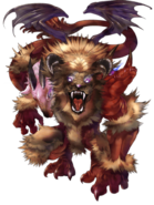 Chimera transparent