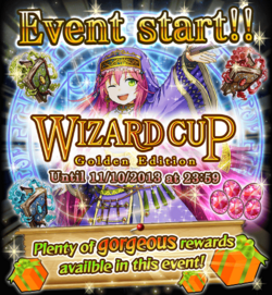 Wizard cup