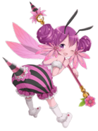 Honey (The Garden Fairy) transparent