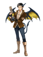 Thunder Devil Gunner transparent