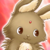 Flame Rabbit Icon