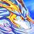 Hydro Dragon Icon