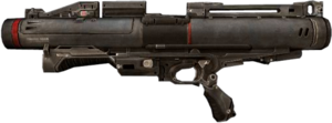 RocketLauncher Transparent