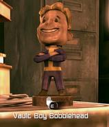 Vault Boy bobblehead wellspring