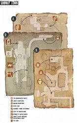 SubwayTown map