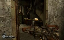 Rage Shrouded Bunker behind the grinded door