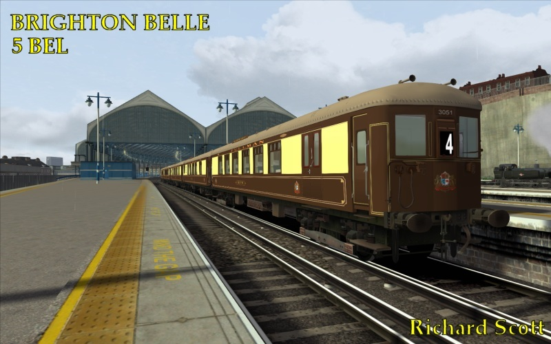 Car Simulator Games >> Brighton Belle | Railworks Wiki | FANDOM powered by Wikia