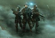 Team RAINBOW shadow vanguard