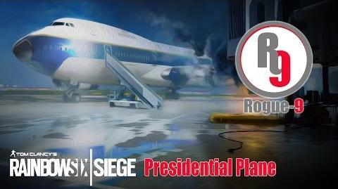 Rainbow Six - Siege- Plane Map Guide