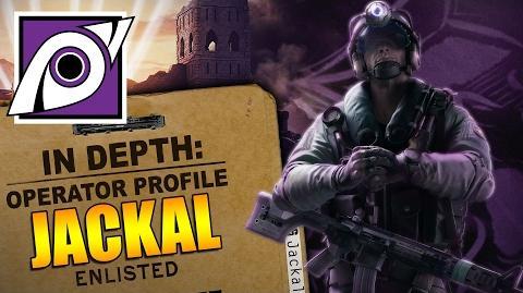 Rainbow Six Siege - In Depth- How to use JACKAL - Operator Profile