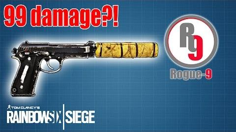 Luison damage test- part 1 - Rainbow Six - Siege