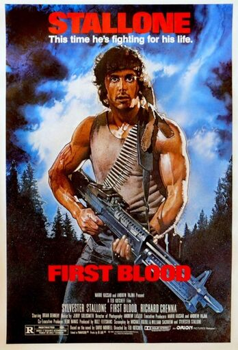 408px-First blood poster