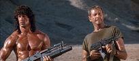 Rambo III - screenshot