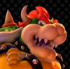 Bowser Icon - Super Mario 3D World