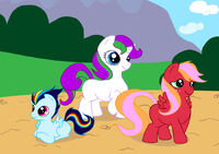 Of fillies and colt by teengirl-d4am21j
