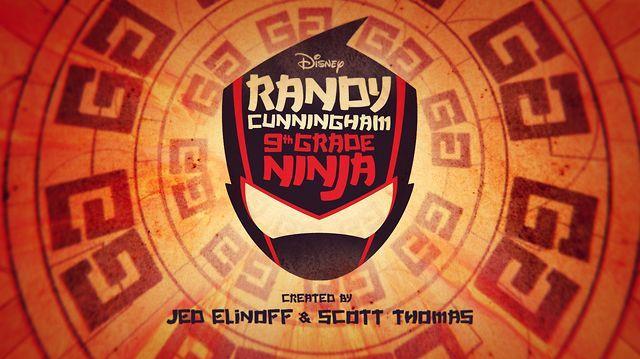 Randy Cunningham 9th Grade Ninja Trailer