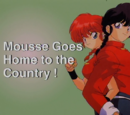 Mousse Goes Home to the Country!