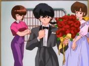 Ranma's tuxedo