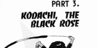 Kodachi, the Black Rose