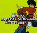 It's a Fine Line Between Pleasure and Pain