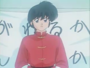 Ranma welcomes Akane - Akane to Hospital!