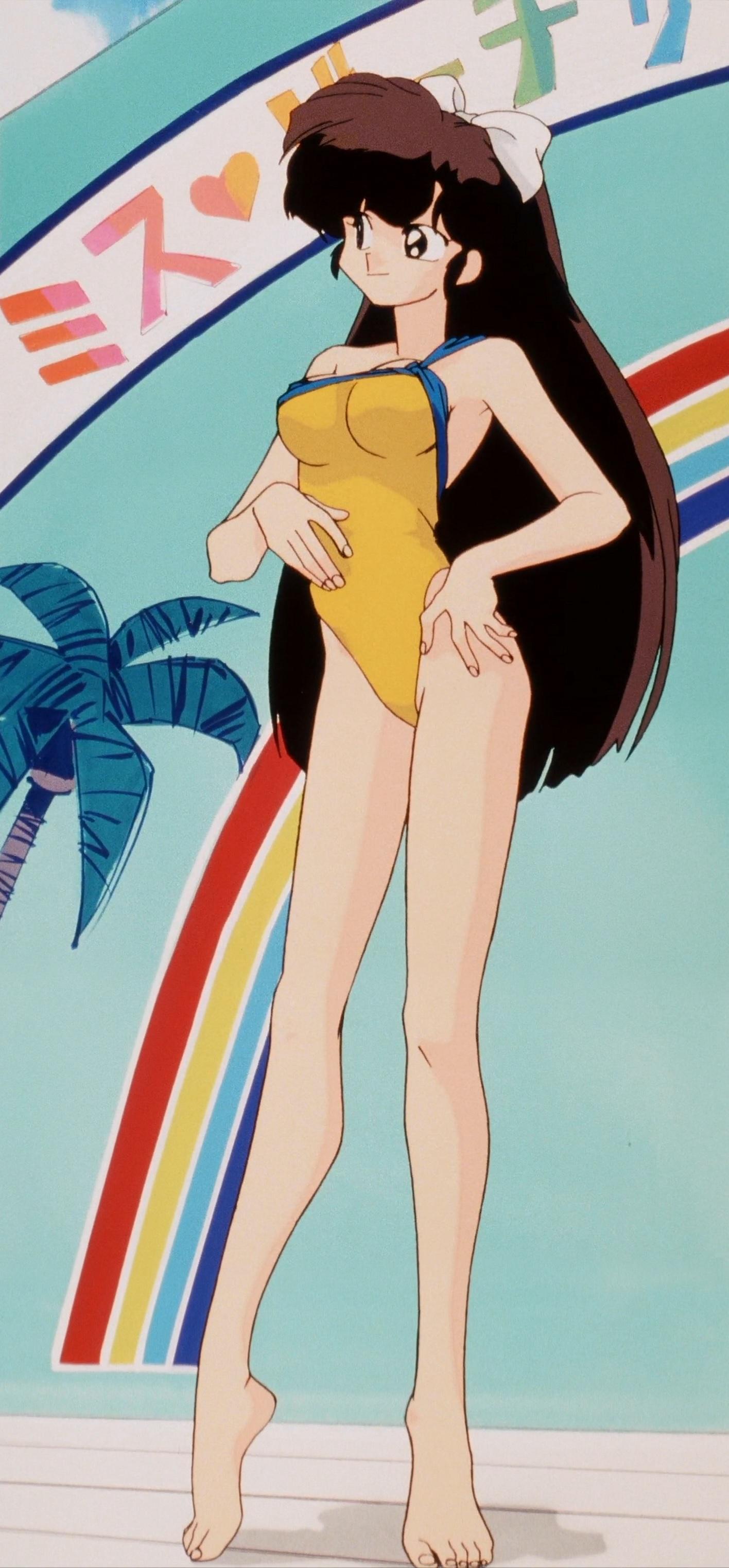 Agent aika anime ecchi scenes 1