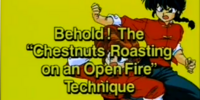 "Behold! The ""Chestnuts Roasting on an Open Fire"" Technique"