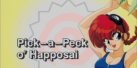 Pick-a-Peck o' Happosai
