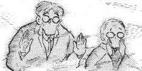Ryoga's grandparents