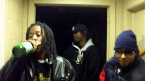 L.A Gz-So Cool Feat Stalen, Diamant, Lebi,Thug One(Audio Crack 2)