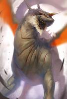 White Dragon Evo 2 art card