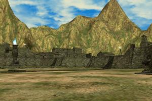 Pic - Rondo Area - Palmir Plateau
