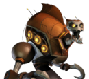 Ratchet & Clank Future: Quest for Booty Monsterpedia/Visual