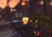 GrummelNet Plasma Harvester gold bolt 3