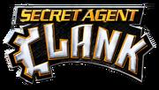 Secret Agent Clank logo