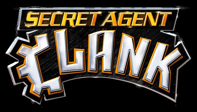 File:Secret Agent Clank logo.png