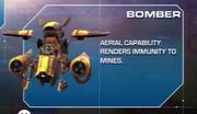 Bomber grungurian