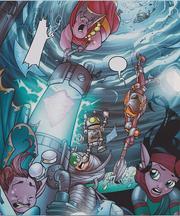 Artemis Zogg wormhole