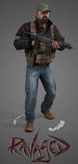 Soldier Render