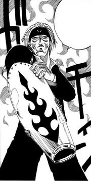 Feber in the manga
