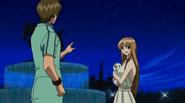 Shiba talks to Resha