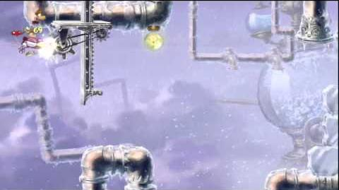 Rayman Origins Walkthrough Part 64