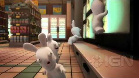 Rabbids Invasion Trailer
