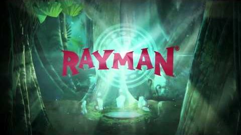 Rayman Origins Meet the New Crazy