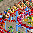 Witchity Grub Ride RCT2 Icon